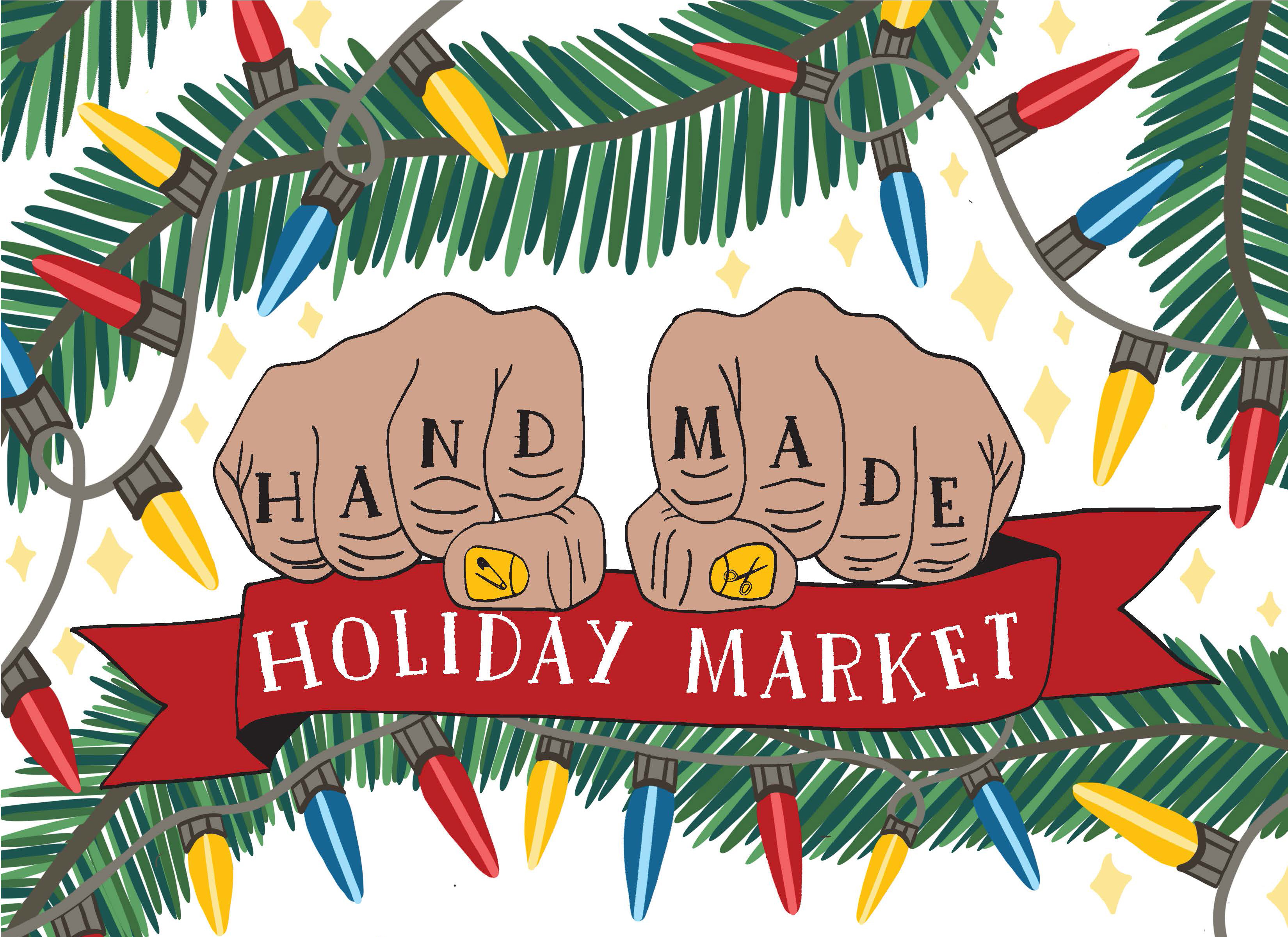 Second Use Seattle >> Save The Date Handmade Holiday Market At Second Use Seattle