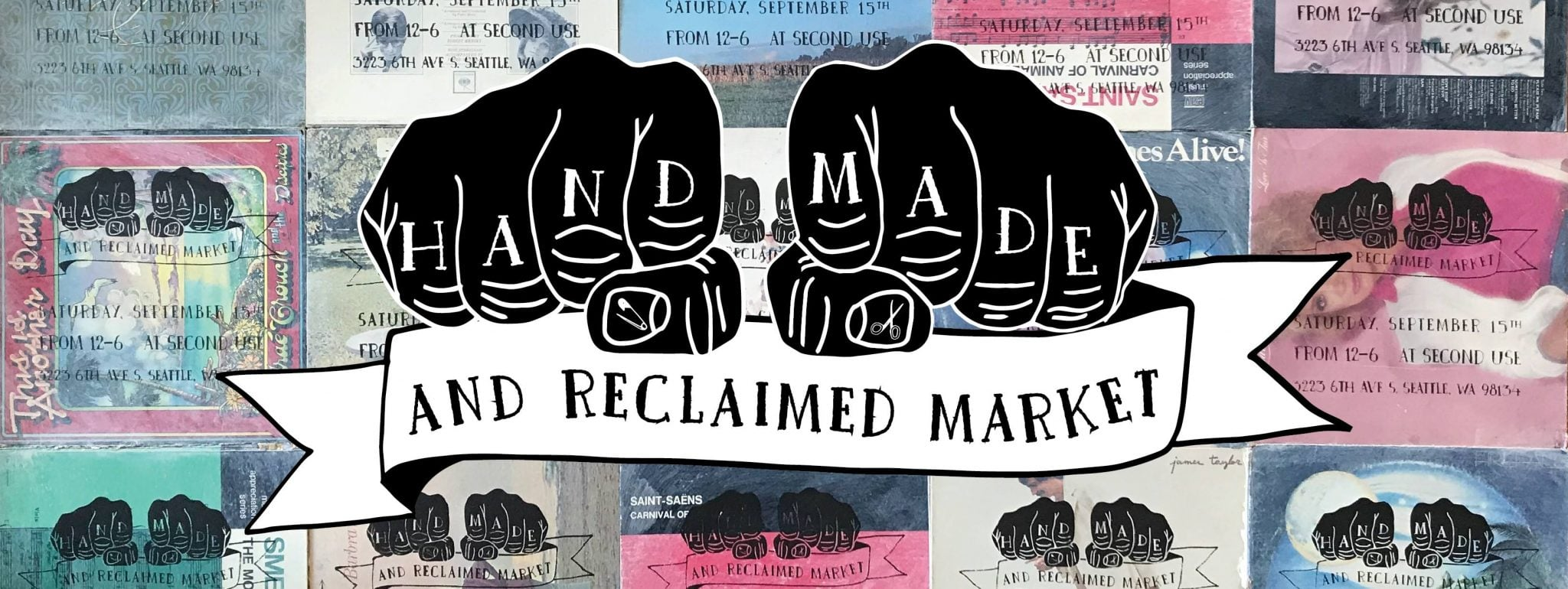 Second Use Seattle >> 2018 Handmade Reclaimed Market Vendor Preview Second Use